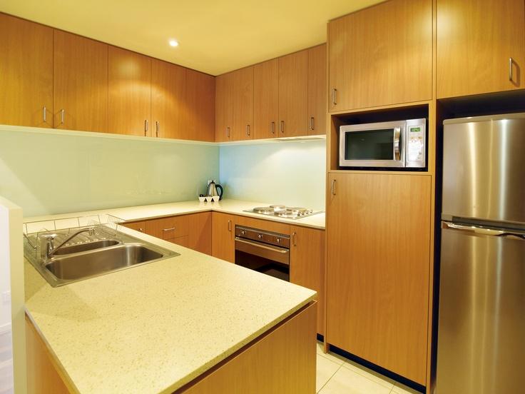 Oaks on Lonsdale - 2 bed 2 bath kitchen #2105