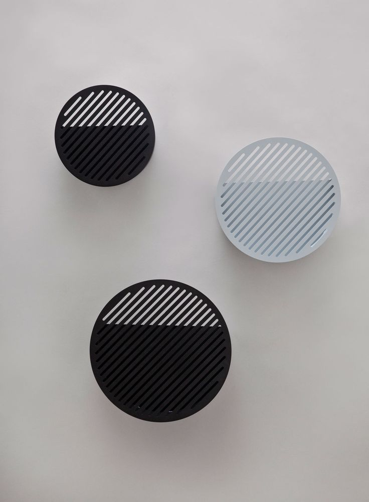 Diagonal Wall Basket by Andréason & Leibel for Swedish Ninja - Design Milk