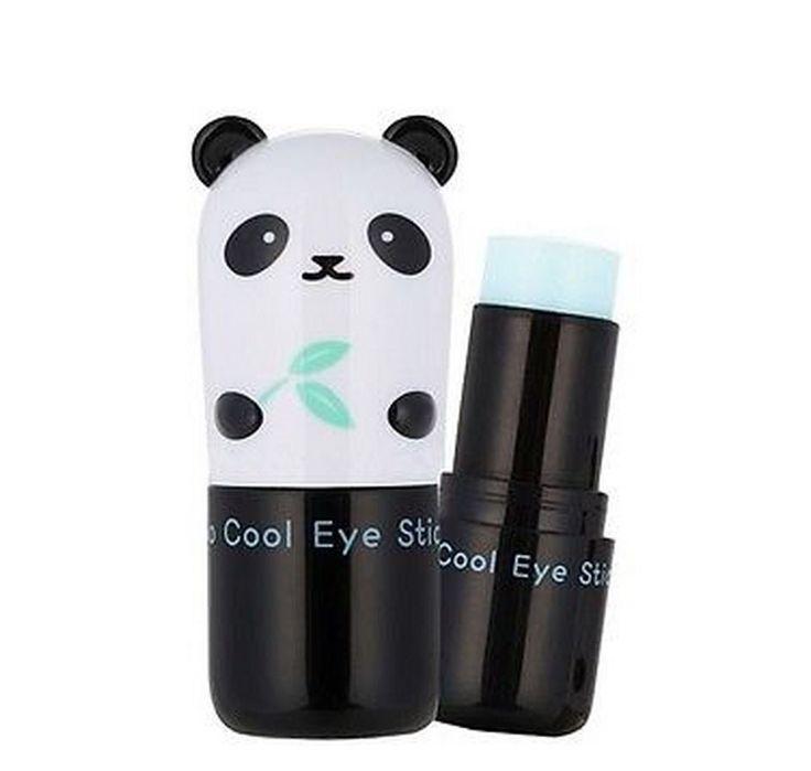 Panda's Dream So Cool Eye Stick 9g, TONY MOLY.  Se utiliza por las noches en las ojeras o bolsas en los ojos para refrescar y relajar el área de los ojos.  Recomendado para todo tipo de piel.