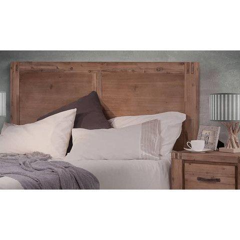 Headboard - Acacia Wood