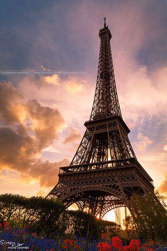 #Eiffel flower. Because we're punny.=P #Paris