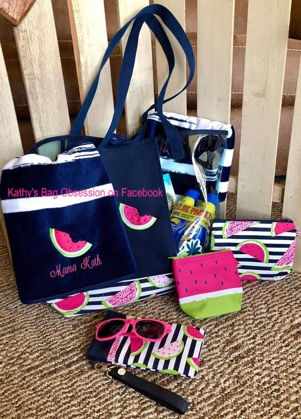 Thirty One Jewelry Pouch