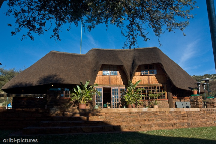 *Red Sands Country Lodge, Kuruman*