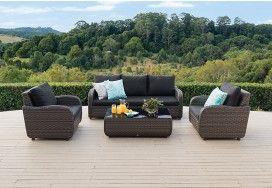 Outdoor Lounge Settings   Super Amart