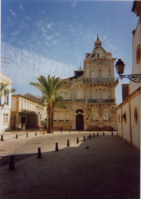 downtown #Faro #Algarve - Portugal