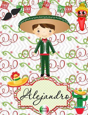 BANCO DE IMAGENES GRATIS: 50 nombres de hombres con motivos de las fiestas patrias en México y decoración de las fiestas mexicanas de septiembre