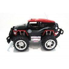 R/C Cars: WebRC - 1:16 Toyota FJ Cruiser Black/Red