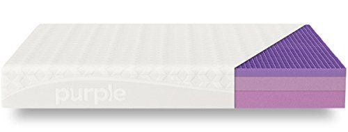 After more than 20 years of research and development, Purple is proud to bring you the first evolution in sleep technology this century. The Purple bed uses a smart-comfort grid (made of hyper-elastic polymer) that is soft where you want it and a supportive firm where you need it, no matter your... more details available at https://furniture.bestselleroutlets.com/bedroom-furniture/mattresses-box-springs/mattresses/product-review-for-the-purple-bed-king-size-mattress/