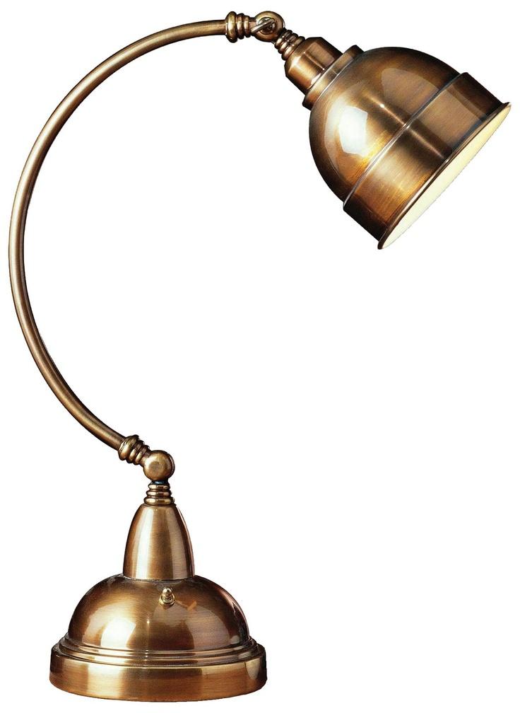 Plato Adjustable Downbridge Desk Lamp