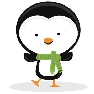 Penguin - SVG - Christmas