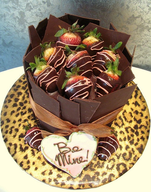 Wonderful Valentine's Day cake!