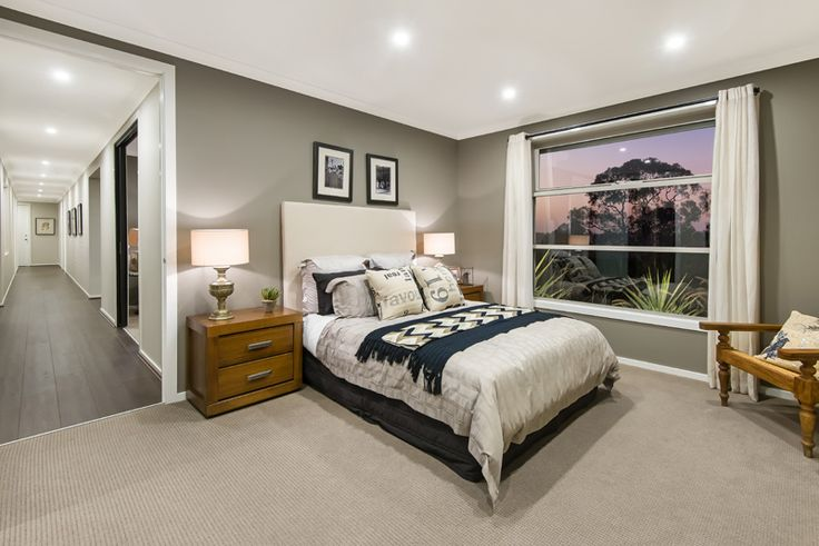 Bedroom - Vintage and Industrial - Kalarney