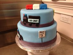 police birthday cakes - Google Search                                                                                                                                                                                 More