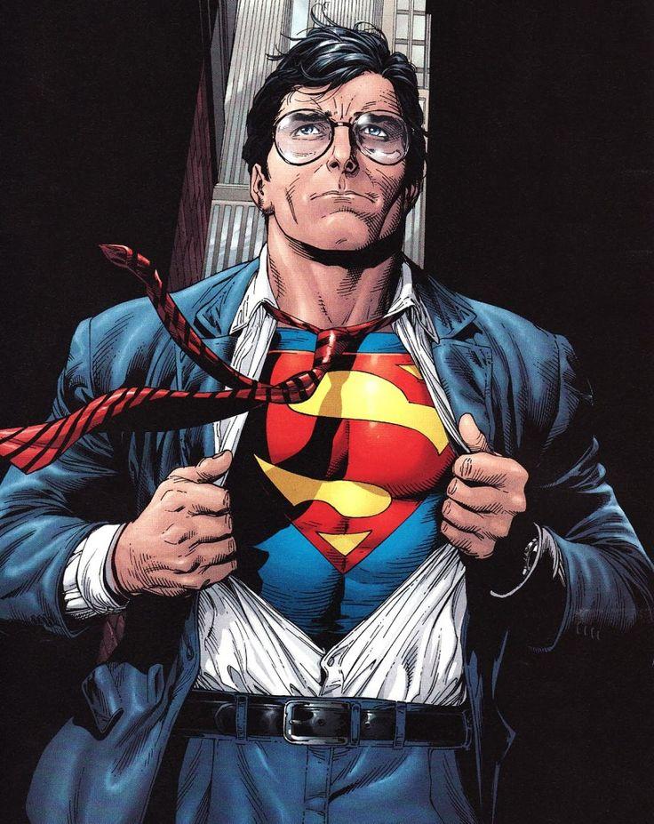 Clark Kent by Gary Frank