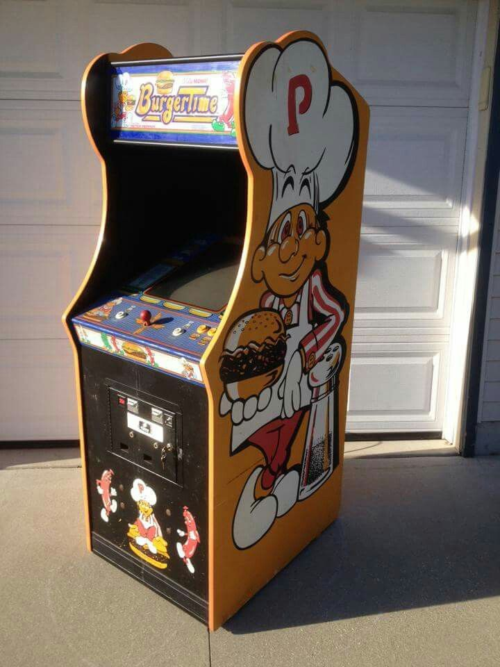 60 best Burgertime images on Pinterest | Arcade games, Burgers and ...