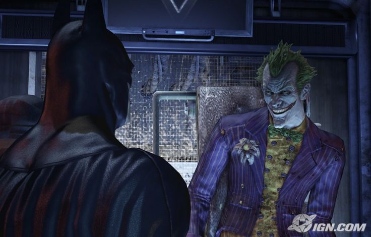 Batman Arkham Asylum | Entertainment divulgaram novas imagens Batman: Arkham Asylum ...