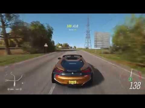 Forza Horizon 4 - 2019 BMW i8 Roadster Gameplay (HD) | Forza Horizon