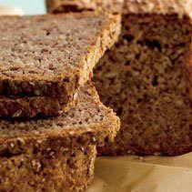 den hvetefrie bloggen: Ingers rugrød og spelthorn med kefir!