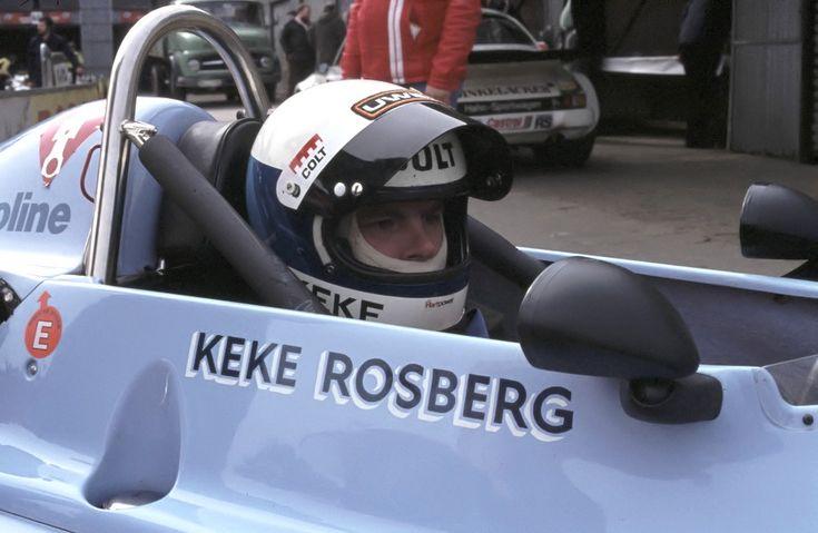 Keijo 'Keke' Rosberg - Chevron B40 Hart - Fred Opert Racing - XL ADAC-Eifelrennen 1977 - Lang ist es her (10) by Hartmut Schulz
