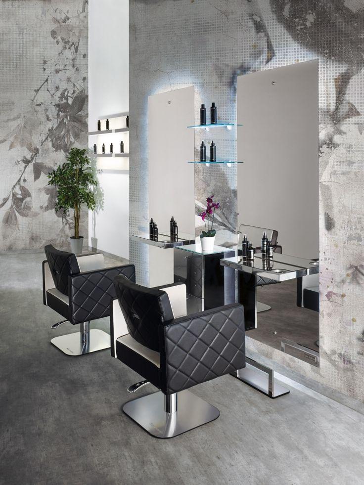 Space line salon ambience hairdressing furniture for Vendita on line arredamento