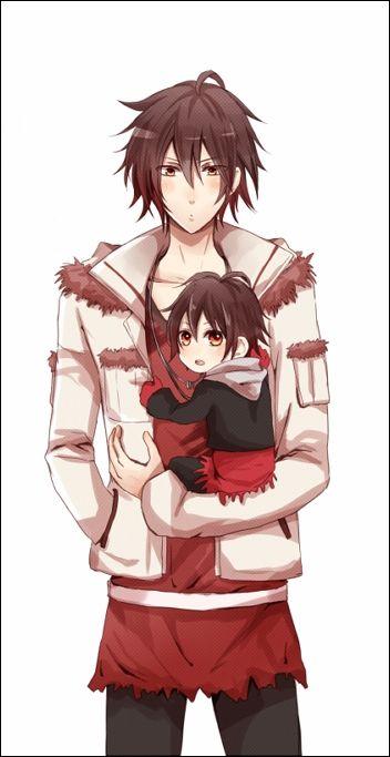Amnesia - Shin and son