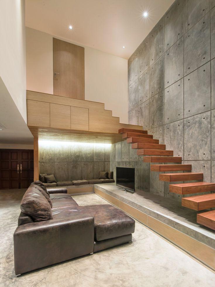 Remodelación condominio Chef,© Ketsiree Wongwan y Tinnaphop Chawatin