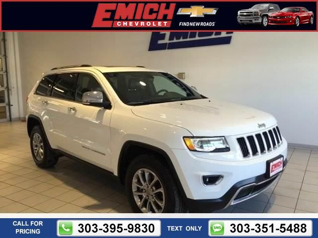 Die besten 25 used grand cherokee ideen auf pinterest grand 2015 jeep grand cherokee limited 13k miles 34999 13337 miles 303 395 9830 sciox Image collections