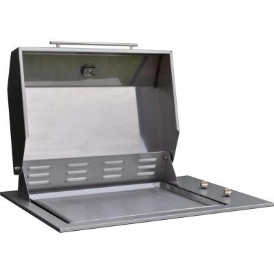 Heatlie IGE600 Island Gourmet Elite BBQ - www.appliancesalesdirect.com.au/shop-by/bbq/heatlie-ige600-island-gourmet-elite-bbq-bundle