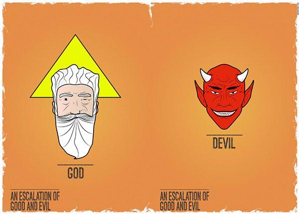 GOD - DEVIL