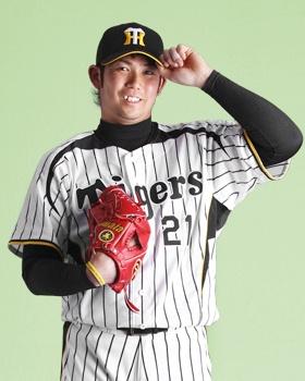 岩田 稔(いわたみのる) 阪神タイガース(投手)