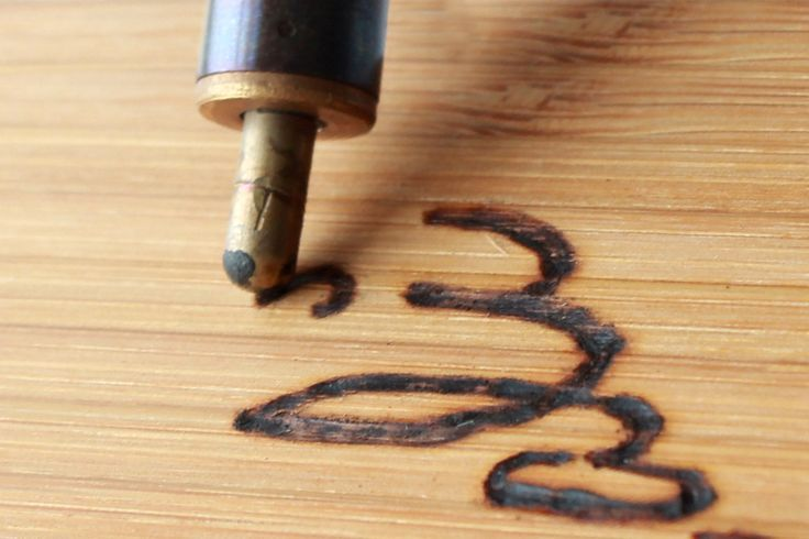 Learn How to Wood Burn with These 3 Tutorials – Wood Burning Basics for Beginners