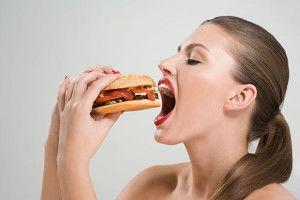 Comidas adelgazantes receta hamburguesa