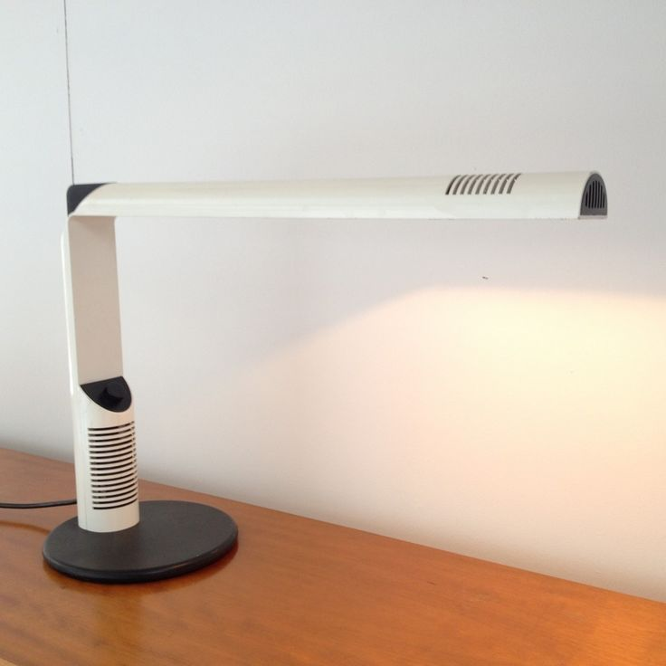 Located using retrostart.com > Abele Desk Lamp by Gianfranco Frattini for Luci Italy