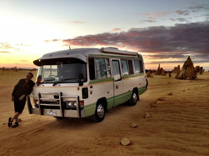 One of the best ways to see Australia – the east coast, the west coast, or the whole country – is on a self-drive road trip in your own campervan!