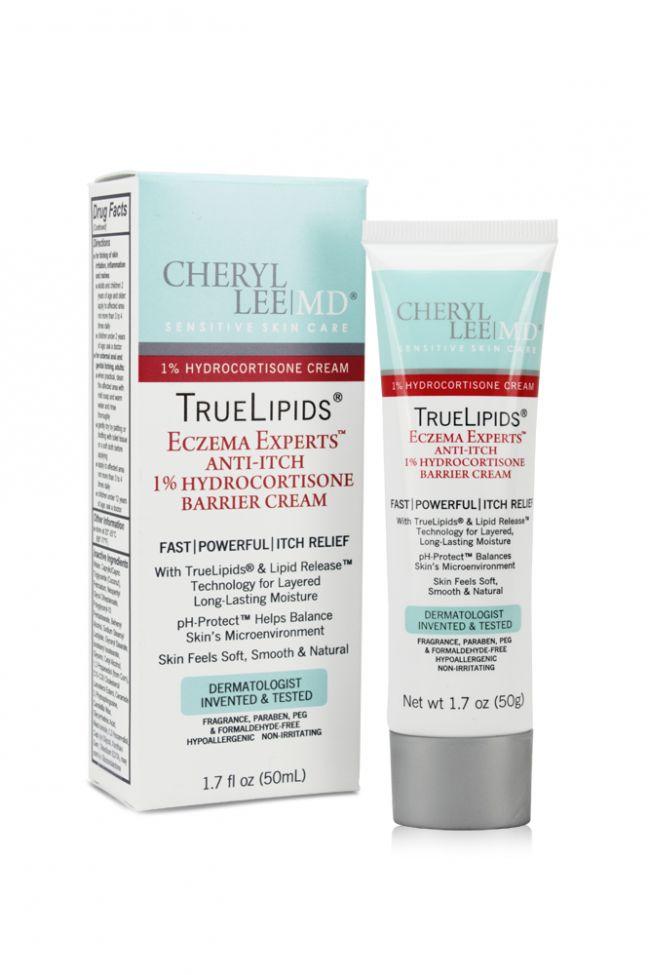 TrueLipids Eczema Experts anti-itch cream
