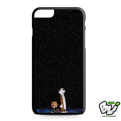 Calvin And Hobes Night Sky iPhone 6 Plus | iPhone 6S Plus Case