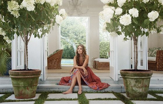 Aerin Lauder's Guide to the Hamptons: Beauty Heiress Reveals Sweet Tooth, Makeup No-No's and Her Favorite Things Aerin Lauder