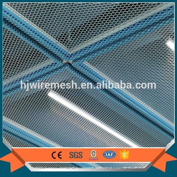 Decoration Aluminum Expanded Metal Mesh Ceiling Metal Mesh Expanded Metal Expanded Metal Mesh