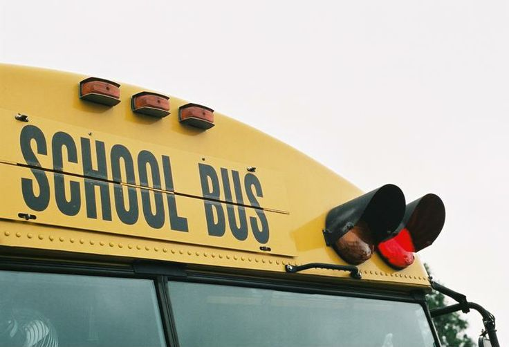 Your kids' bus schedule may be public information:   http://abc22now.com/shared/news/top-stories/stories/wkef_vid_17186.shtml