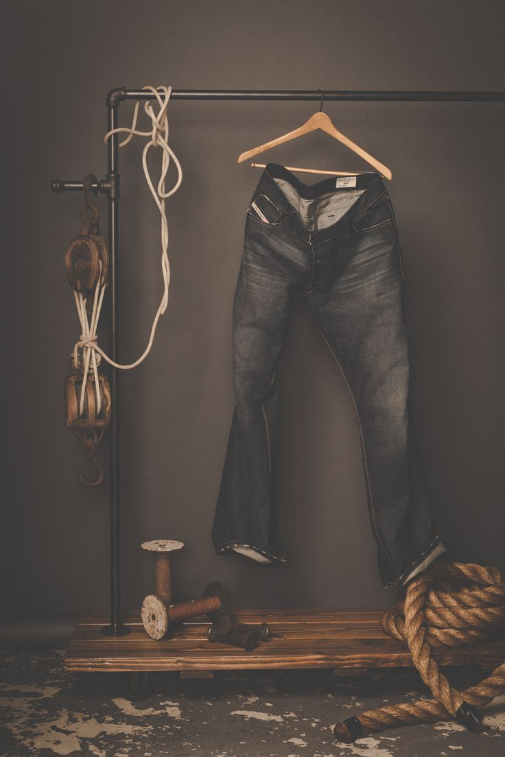 """""""Editorial Product Photography/Denim Styling"""", pinned by Ton van der Veer"""