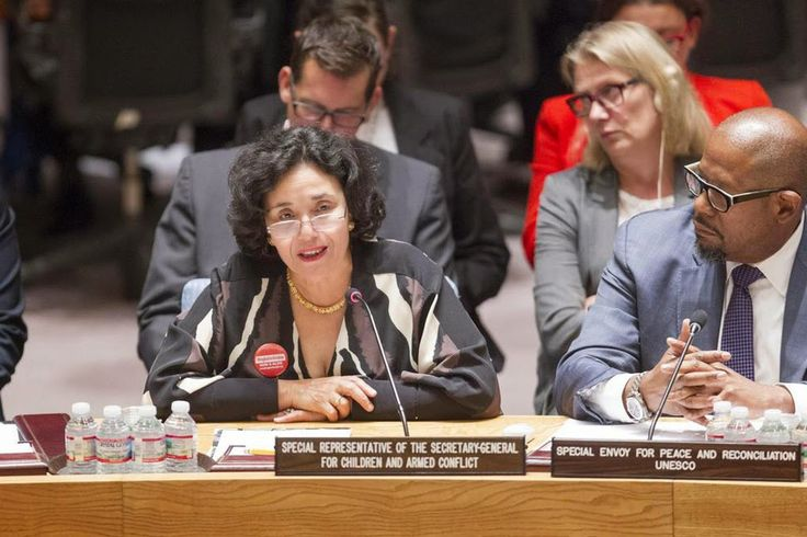 UN: Security Council told of indiscriminate, brutal killings children face in conflict