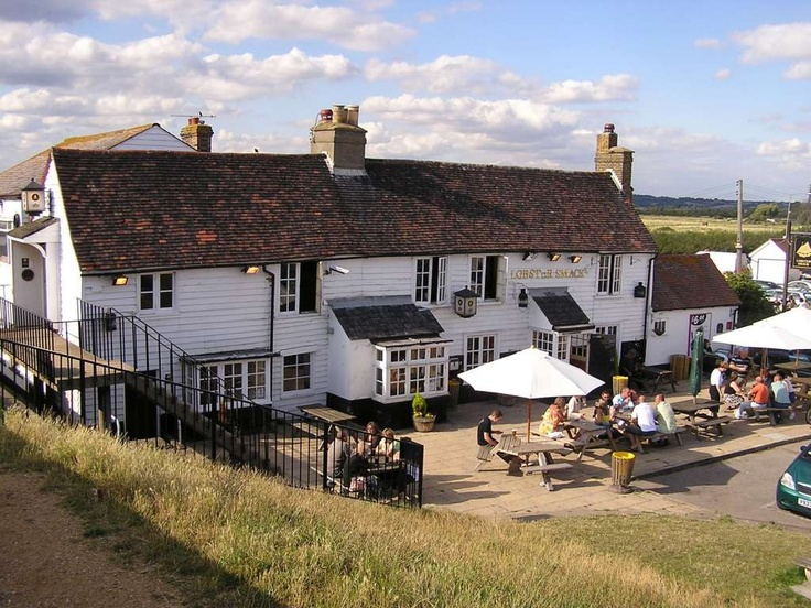 The Lobster Smack Inn, Canvey Island as it is today.