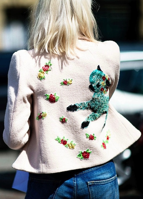 { elle-paris-couture-2012-street-style-light-pink-jacket-with-flowers-xln }