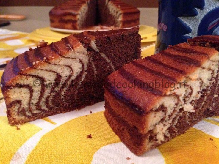 Torta zebrata Kenwood