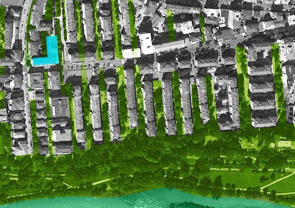 DGT (DORELL.GHOTMEH.TANE / ARCHITECTS), Dan Dorell, LINA GHOTMEH, Tsuyoshi Tane — Nuova sede dell'Istituto per l'Edilizia Sociale della Provincia Autonoma di Bolzano — Immagine 2 di 4 - Europaconcorsi