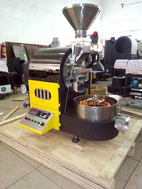1kg Coffee Bean Roaster Coffee Roasting Equipment