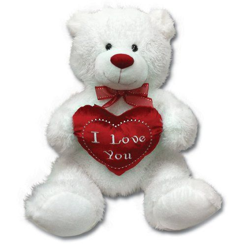 amazon: valentine's day i love you huge 30 inch teddy bear, Ideas