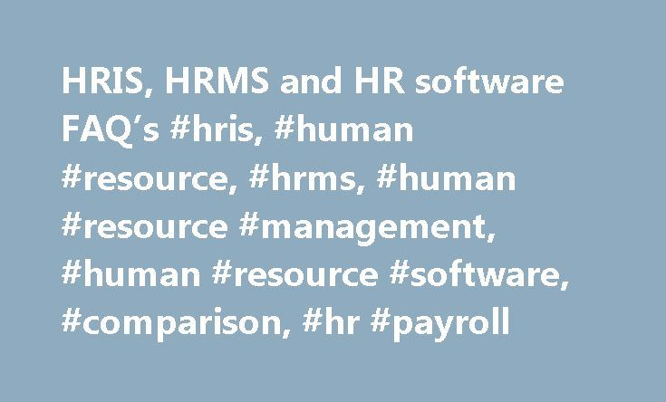 best human resources software applications