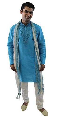 b1c015a94d Apparelsonline Mens Kurta Wedding Party Wear (Medium ) | Traditional ...