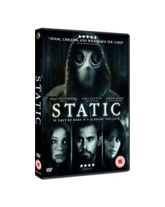 Static (DVD)-While coping with the tragic death of their child, a young novelist (Milo Ventimiglia, Heroes) and his wife (Sarah Shahi, The L Word) are struggling just to keep their marriage alive. Their broken romance is put to the test when a mysterious girl (Sara Paxton, Teeth) shows up at their door in the middle of the night claiming masked prowlers are stalking her. The ominous situation turns even darker when the dangerous hooligans show up at their door to wreak  havoc.